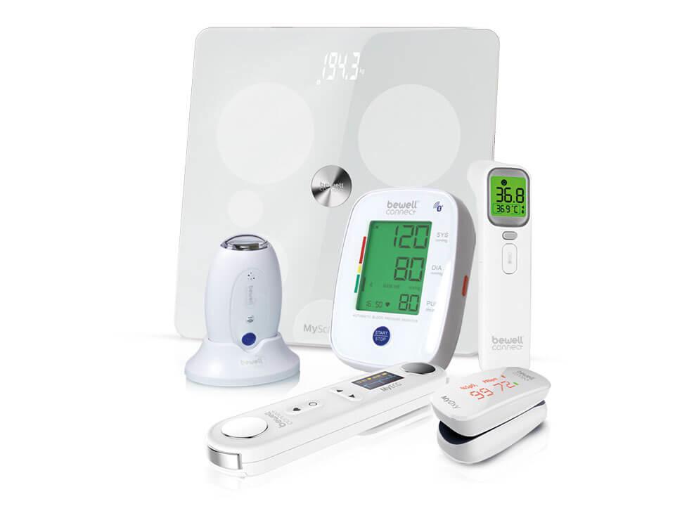 IOT - dispositifs médicaux connectés