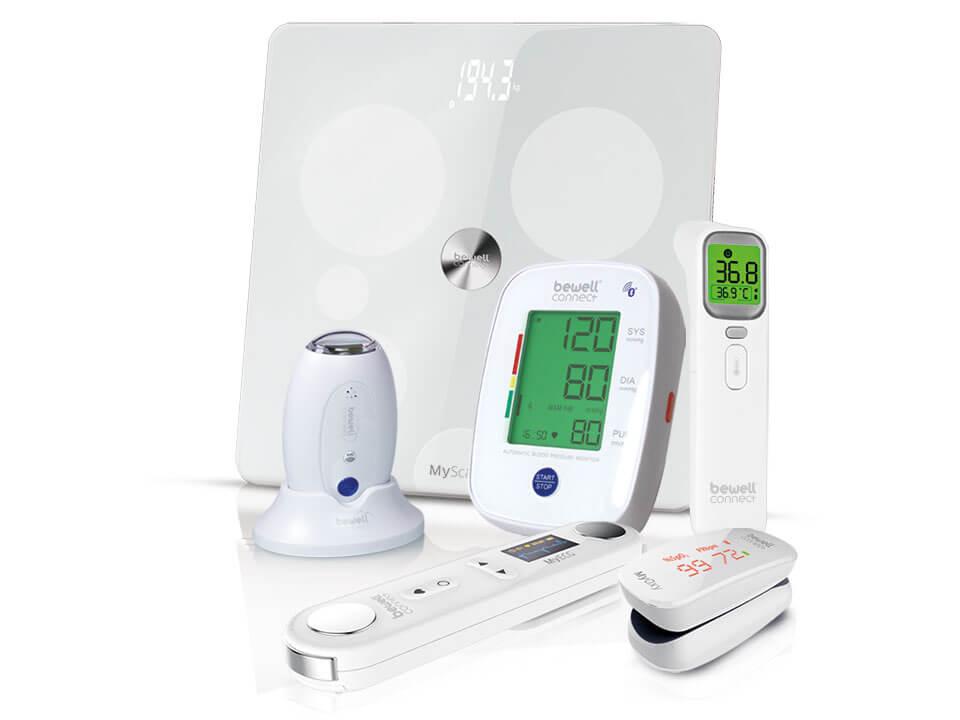 Dispositifs médicaux connectés