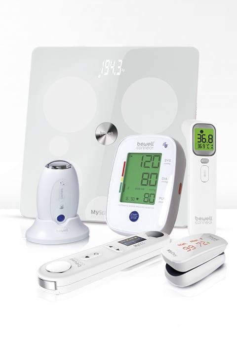 Dispositifs médicaux BewellConnect