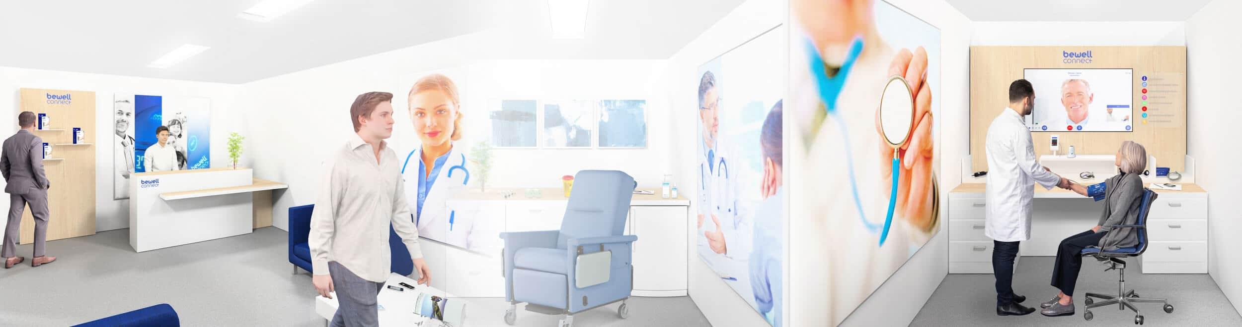 Espace de santé connecté