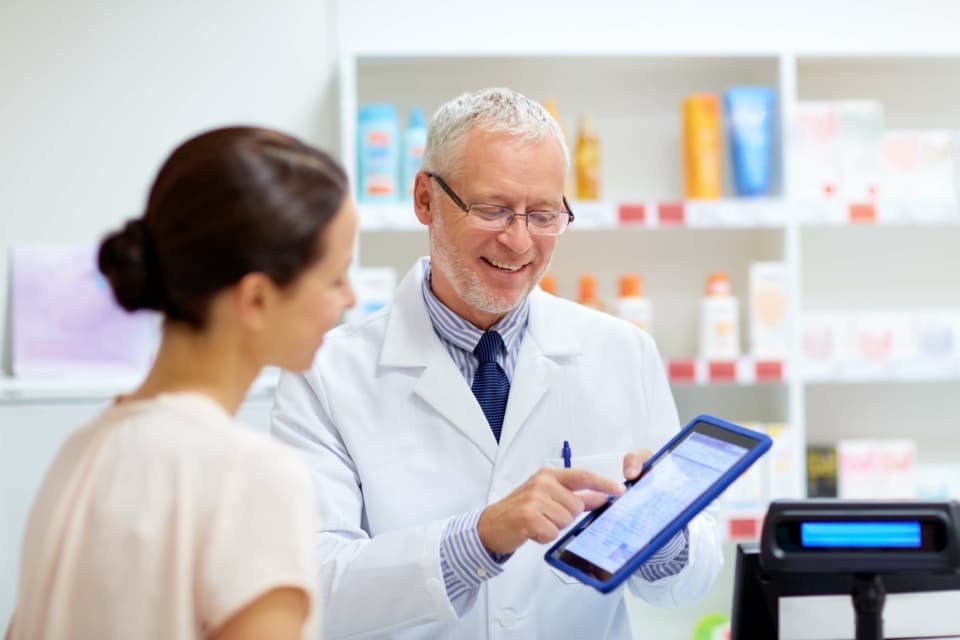 Téléconsultation dans une pharmacie