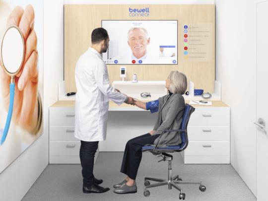 Espace de santé connecté - téléconsultation